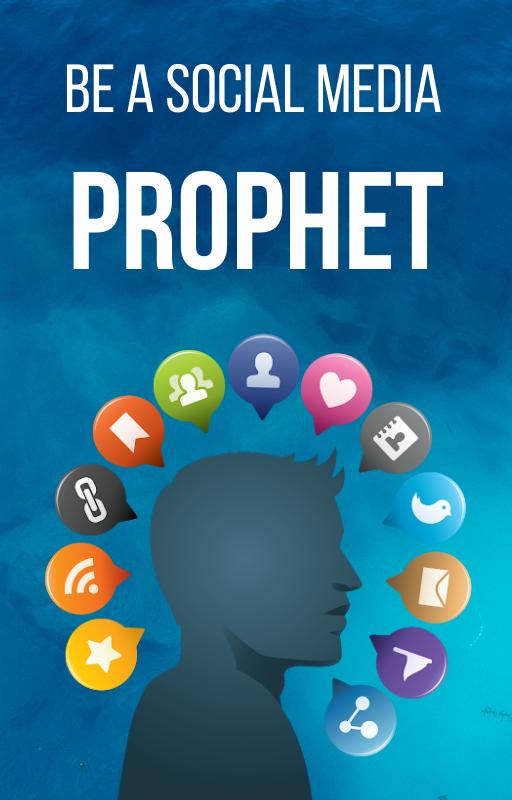 Cover - Be A Social Media Prophet