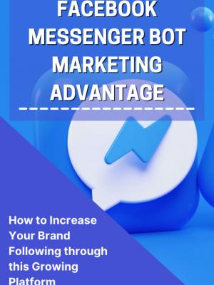 Cover - Facebook Messenger Bot Marketing Unleashed