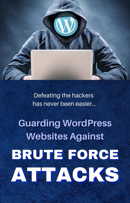 Cover - Guarding WordPress Websites Against Brute Force Attacks