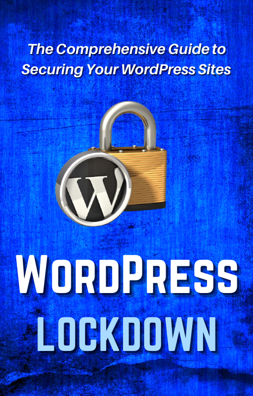 Cover - WordPress Lockdown